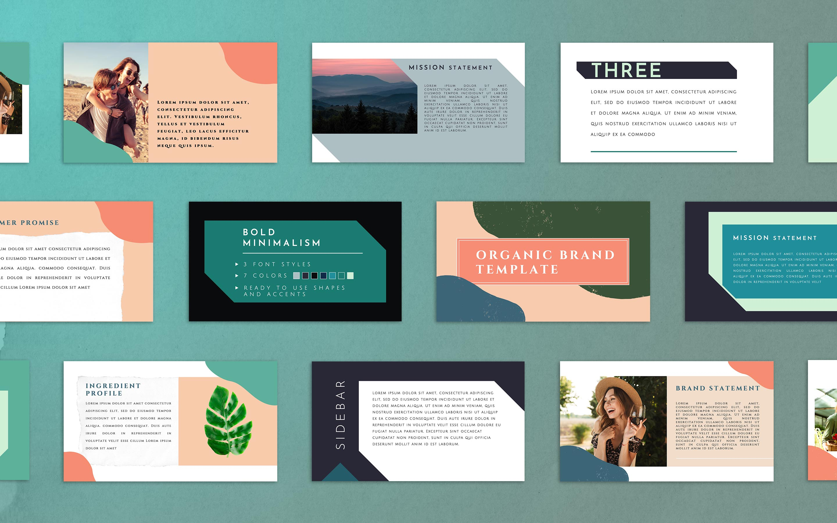 Free PowerPoint Templates - Sleek and Professional Layouts